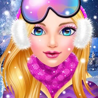 Princess North Pole Winter Salon