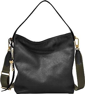Fossil Maya Leather Hobo Bag