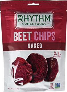 Rhythm Superfoods Naked Beet Chips, 1.4 Ounce