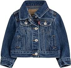 Levi's Baby Girls' Denim Trucker Jacket