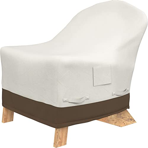 Amazon Basics Adirondack-Chair Outdoor Patio Furniture Cover