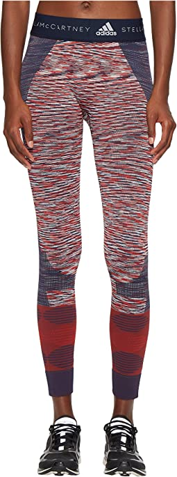 adidas by Stella McCartney - Yoga Seamless Tights Space Dye CW0452