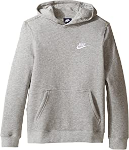 nike jumper kids brown
