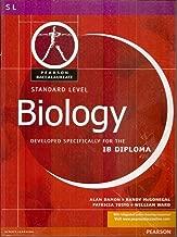biology-standard level-pearson baccaularete من أجل الحصول على شهادة الدبلوم ib البرامج (pearson International baccalaureate الشهادة الدولية: E)