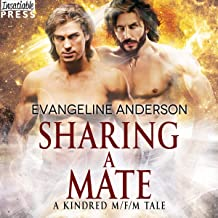 Sharing a Mate: A Kindred Tales M/F/M Novel