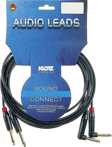 online barato KMPR0600 KeyMaster KeyMaster KeyMaster Cable de instrumento doble  venta caliente