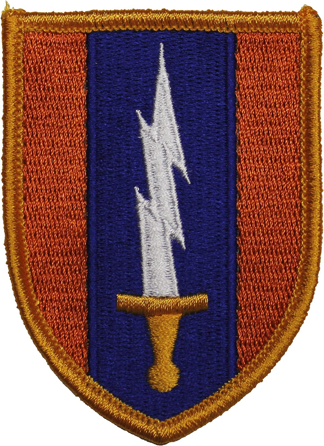 1st Signal Brigade Color Max 89% OFF Patch Seattle Mall Full