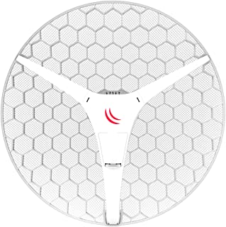 MikroTik LHG XL HP5 Dual Chain Extra Large High Power 27dBi 5GHz CPE Point-to-Point Integrated Antenna International Version