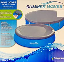 Summer Waves Pool Cover 13-14 ft Pools