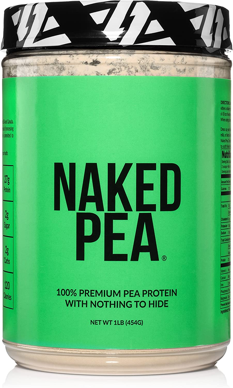 Naked Pea 1LB Ranking TOP19 Protein Ranking TOP8 Isolate from Pl North - American Farms