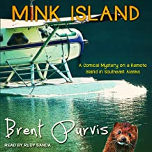 Mink Island: Jim and Kram Funny Mystery Series, Book 1