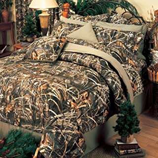 Realtree Max-4 Comforter Set, Queen
