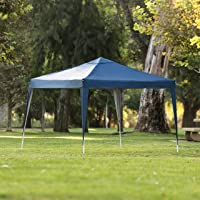 Outdoor Portable Pop Up Canopy Tent w/ Carrying Case (Blue)