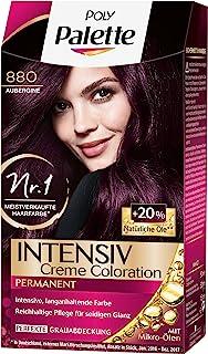 dunkel lila haarfarbe