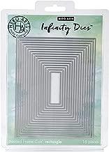 Hero Arts DI198 Infinity Dies, Nesting Rectangle