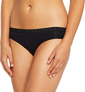 Bonds Women's Underwear Cotton Rich Cottontails Bikini