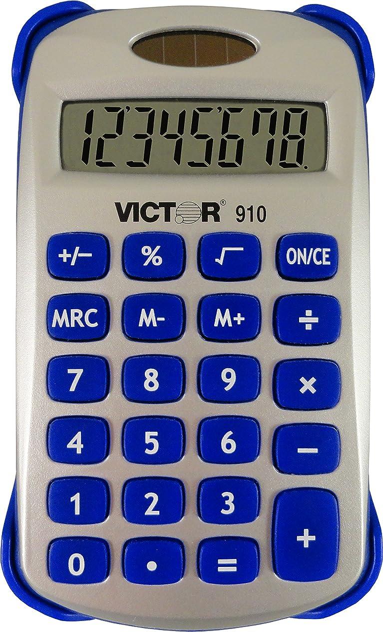 テニスサスティーンなす8 Digit Handheld Calculator with Cover