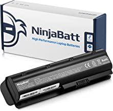 NinjaBatt 12 Cells Laptop Battery for HP 593553-001 584037-001 593554-001 593562-001 MU06 HSTNN-LB0W HSTNN-UB0W HSTNN-DB0W HSTNN-E08C CQ42 CQ43 CQ56 CQ57 CQ62 DM4 G32 G42 G56 G62 G7 G4 G6 [8800mAh]