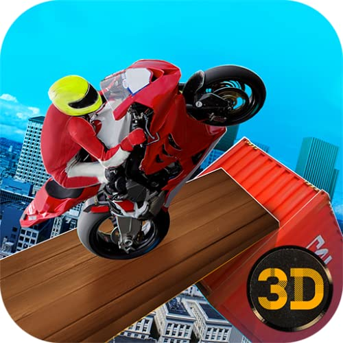 Impossible Motor Bike Sky Tracks Racing 3D: Harsh Conditions Driving Story