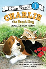 Charlie the Ranch Dog: Charlie's New Friend (I Can Read Level 1) Kindle Edition