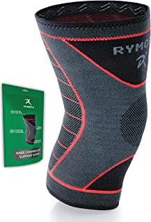 Rymora Knee Support Brace Compression Sleeve - for Joint