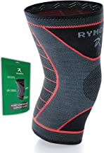 Knee Support Sleeve for Men and Women (Single Wrap) (3XL) - Compression Brace for Ligament Injury, Joint Pain Relief, Running, Arthritis, ACL, MCL, Sport