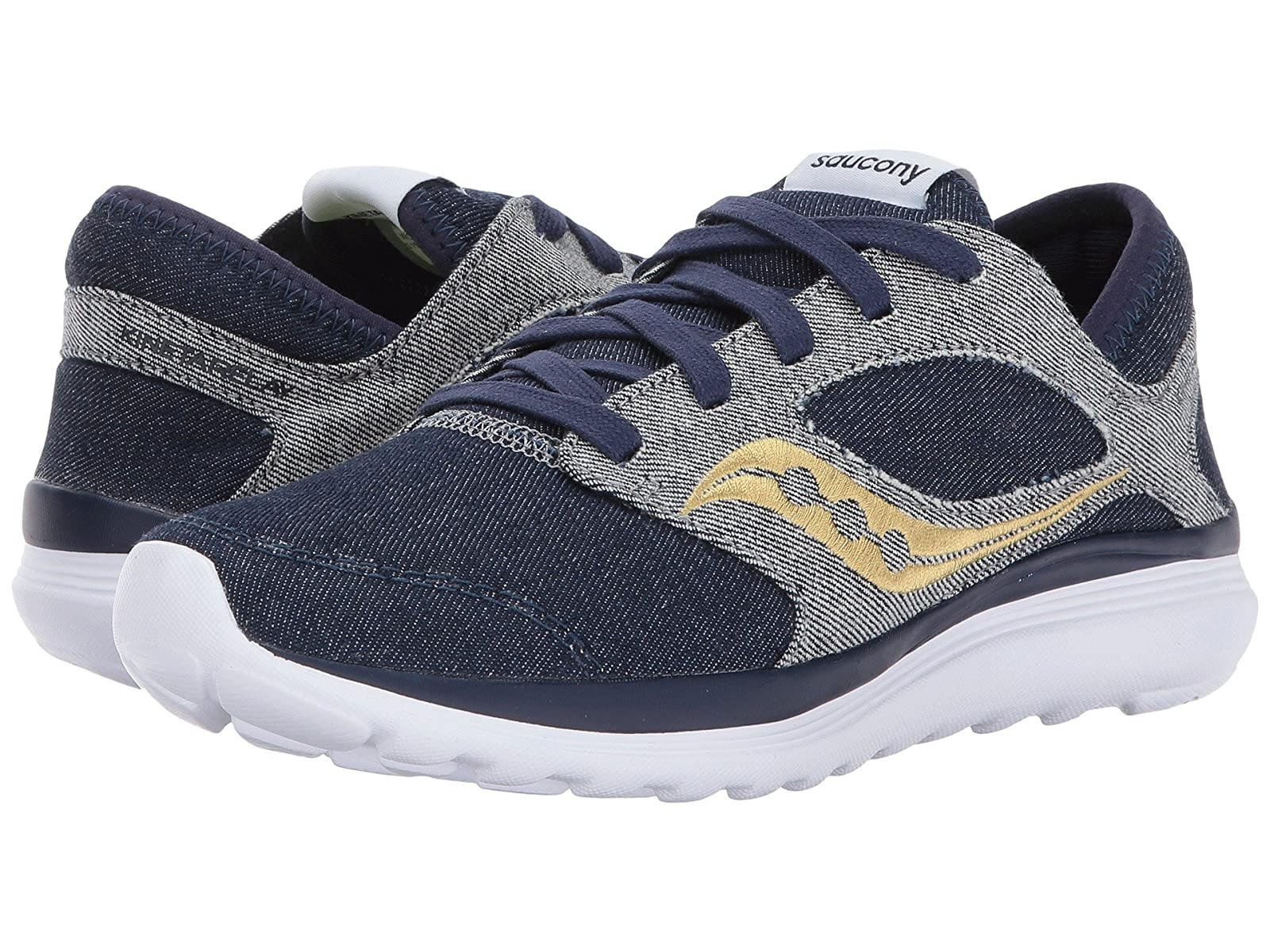 Saucony Kineta Relay DenimAtmospheric grades have affordable shoes