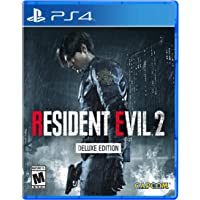 Deals on Resident Evil 2 Deluxe Edition PS4 Digital