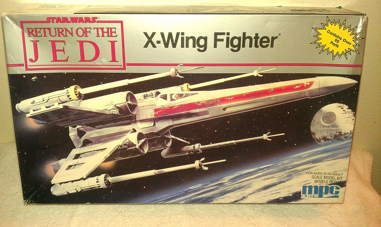 muchas sorpresas Estrella Wars Return of the Jedi Vintage 1989 12 X-wing X-wing X-wing Fighter Model Building Kit by erti  tienda