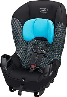 Evenflo Sonus Convertible Car Seat, Boomerang Blue