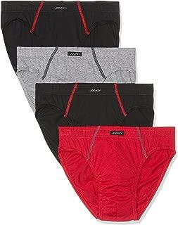 Jockey Men's Underwear Cotton Brief (4 Pack)