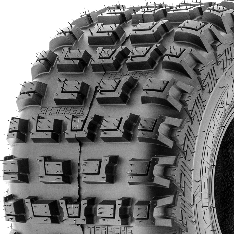 Terache 18x10-8 Replacement Tubeless 6 PR Tires UTV TFORCE_M ATV Oakland Tampa Mall Mall