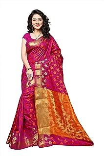 multicolor cotton saree