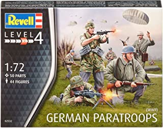 Revell Revell02532 German Paratroops (wwii) Model Kit
