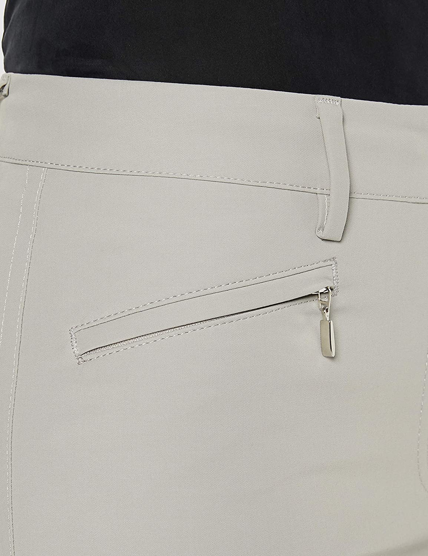 Atelier Gardeur Pantalon Femme Gris (Mastic 10).