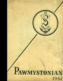 (Reprint) 1961 Yearbook: Stonington High School, Pawcatuck, Connecticut