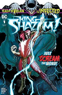 The Infected: King Shazam! (2019-) #1 (The Infected (2019-))