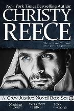 Grey Justice Series Box Set: Books 1 -3