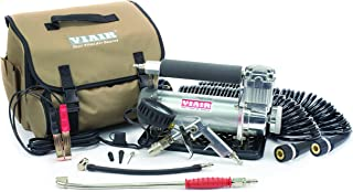 VIAIR 450P-RV Silver Automatic Portable Compressor Kit (45053), 1 Pack