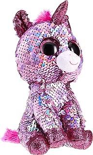 Ty - Beanie Boos - Flippables Sparkle Pink Unicorn /toys