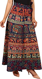 Jaipuri Fashionista Women's Cotton Skirt Bottom
