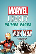 Best Invincible Iron Man - Marvel Legacy Primer Pages (Invincible Iron Man (2016-2018)) Review