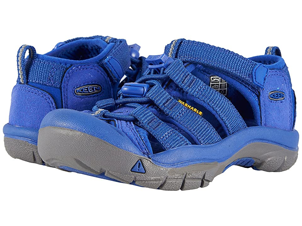 Keen Kids Newport H2 (Toddler/Little Kid) (Surf the Web) Boys Shoes