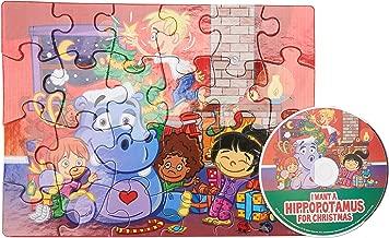 christmas cd with i want a hippopotamus