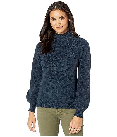 BB Dakota Live Let Tie Sweater (Arctic Blue) Women