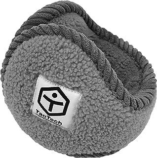 TaoTech イヤーマフ 防寒 シープボア フリース 裏起毛 折り畳み 耳当て 耳カバー 可愛い イヤーウォーマー 裏起毛 通勤 通学 男女兼用