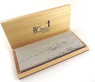 Genuine Arkansas Soft (Medium) Wide Knife Sharpening Bench Stone Whetstone 8