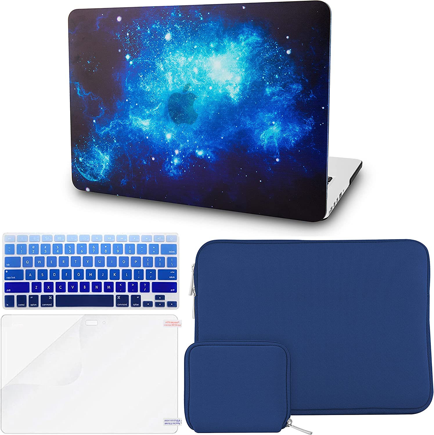 KECC Laptop Case Compatible with Very popular MacBook w Weekly update Keyboard 13