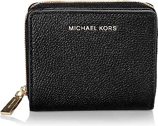 Michael Kors Women's Hammered Wallet, Color: Black