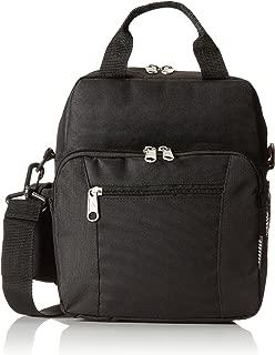 Everest Deluxe Bolsa de utilidad, Negro, Una talla